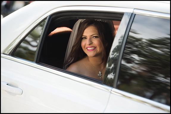 orange county wedding limo