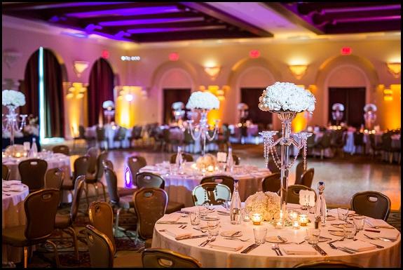 hyatt huntington wedding