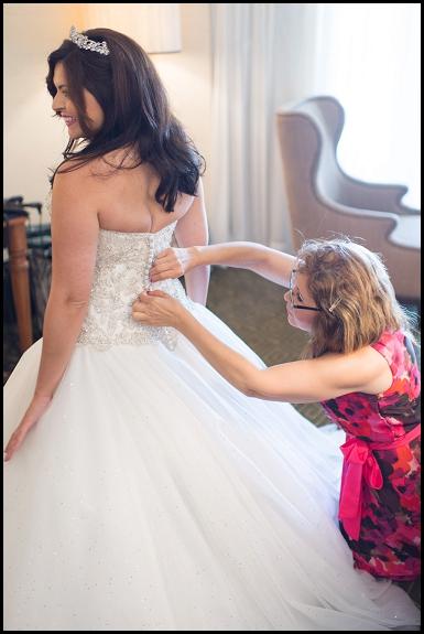 wedding at hyatt huntington resort and spa