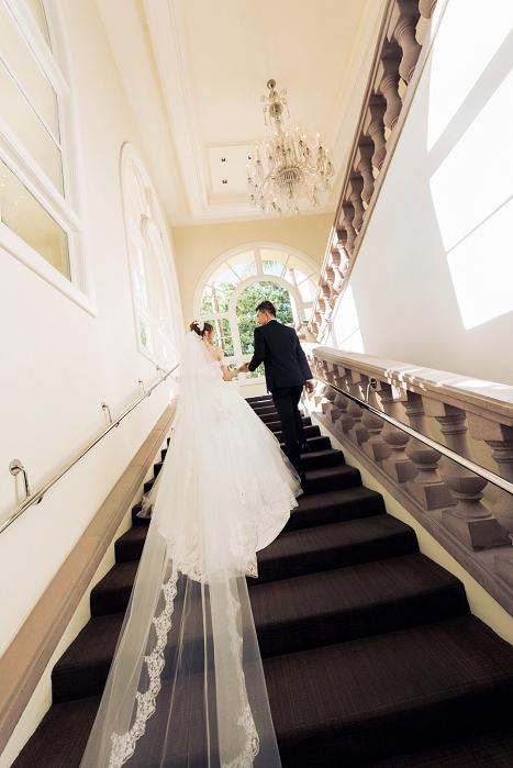 ritz carlton grand staircase