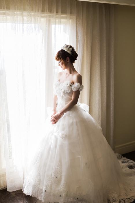 ritz carlton wedding day