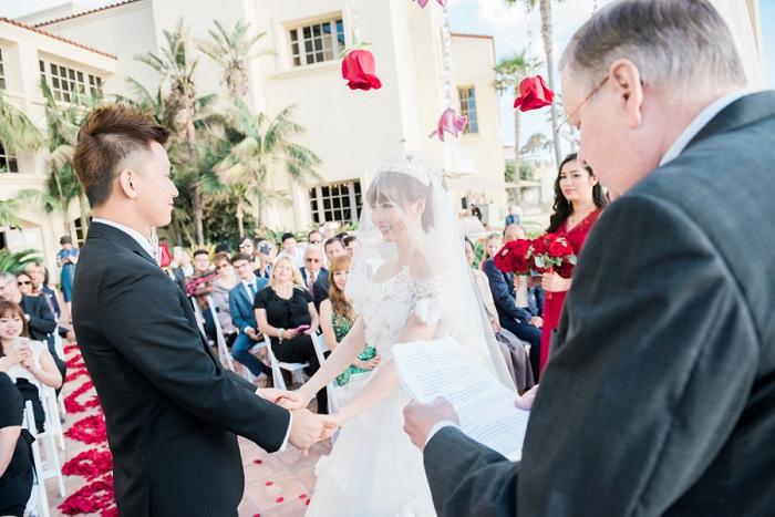 ritz carlton wedding ceremony