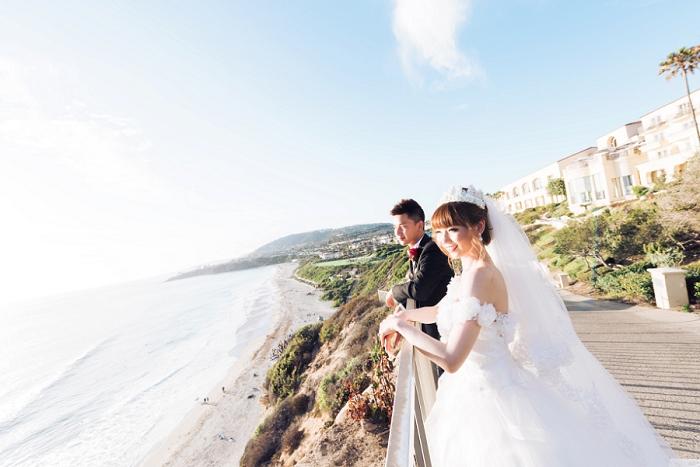 orange county ocean view wedding venue