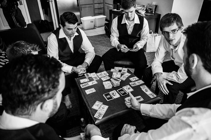 groomsmen activities