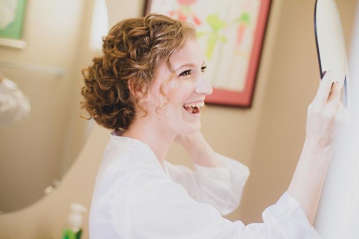 bride full updo