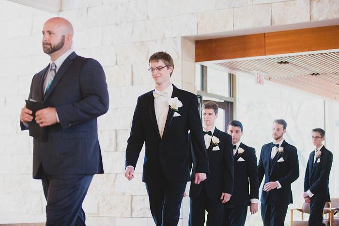 groom processional