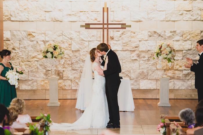 crossline chapel wedding