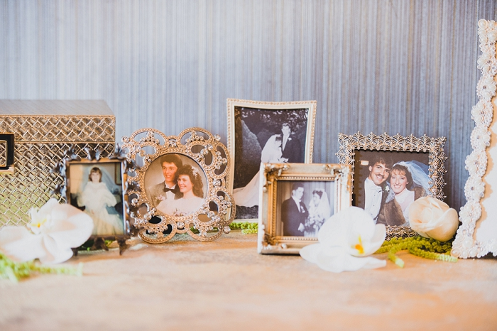wedding family framed pictures