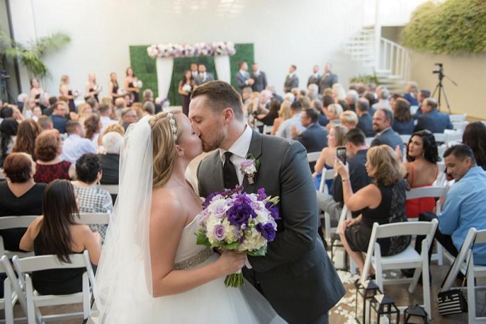 westin wedding south coast plaza