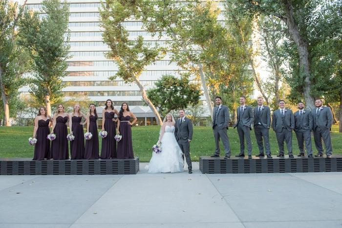 westin wedding