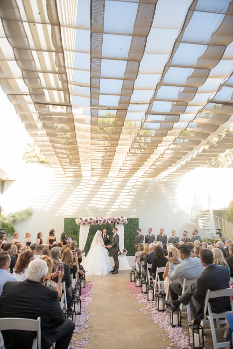 westin south coast plaza wedding
