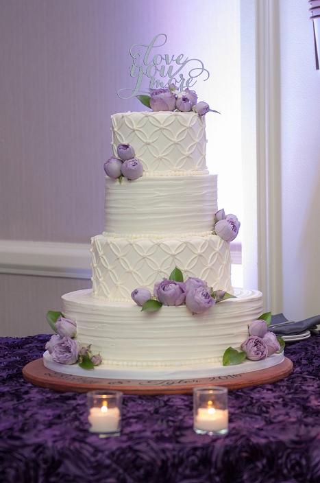 rossmoor pastries wedding cake