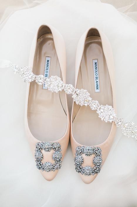 manolo wedding shoes