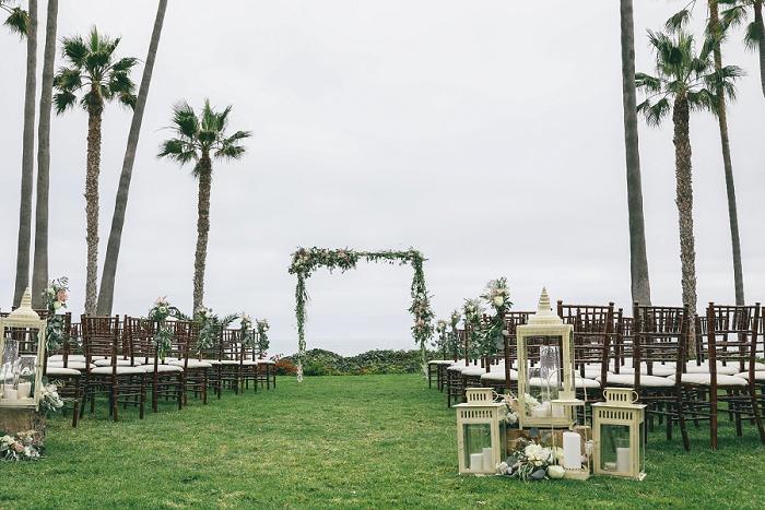ole hanson beach club wedding