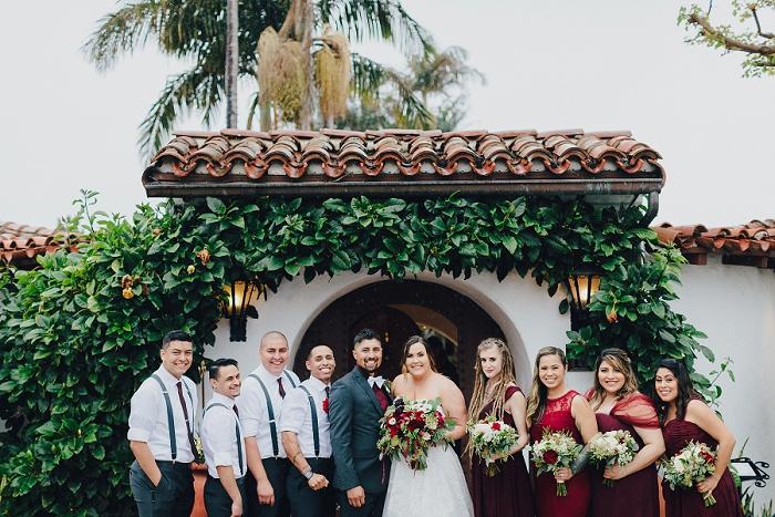 casa romantica weddings
