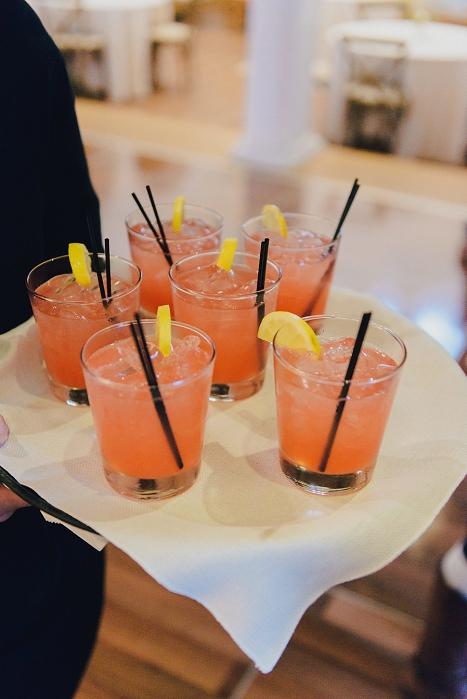 wedding signature cocktails