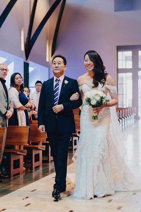 orange county church wedding