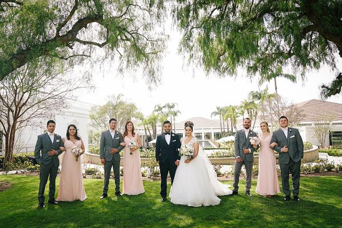 nixon library wedding
