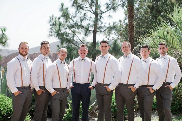 groomsmen suspenders