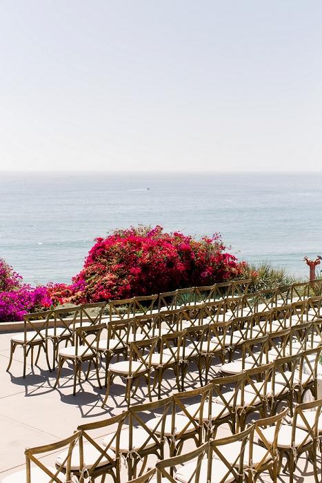 ocean view wedding venue
