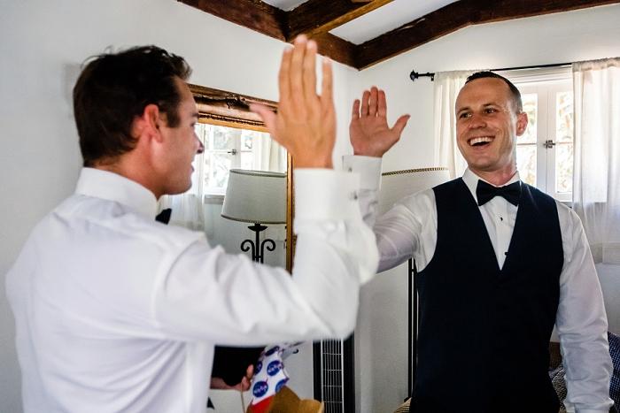 groom suite at rancho las lomas
