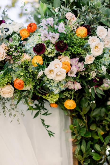 wedding wildflowers