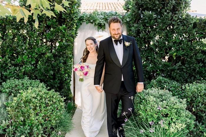shady canyon wedding