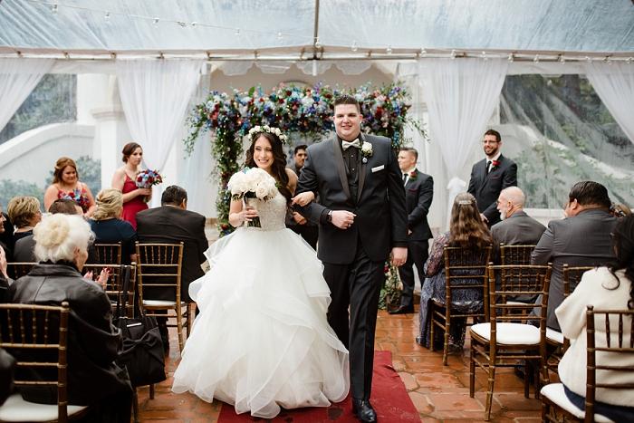 rancho las lomas tented wedding