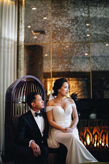 avenue of the arts wedding